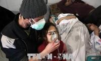 Suriah membantah  laporan OPCW tentang penggunaan senjata kimia di Douma
