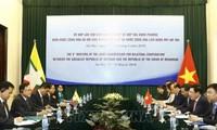Vietnam-Myanmar berupaya mencapai nilai perdagangan bilateral senilai 1 miliar USD