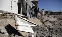 Senat AS mengesahkan resolusi menghentikan intervensi pada perang di Yaman