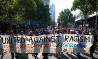 Australia: Rapat umum memprotes islamisme di Melbourne