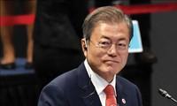 Presiden Republik Korea mengakhiri perlawatan di tiga negara Asia Tenggara