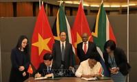 Afrika Selatan dan Vietnam memperkuat hubungan perdagangan bilateral