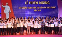 Memperingati Hari Berdirinya Liga Pemuda Komunis Ho Chi Minh