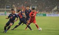 Mengalahkan skuad U23 Thailand dengan skor 4-0, skuad Vietnam lolos masuk ke putaran final Turnamen Sepak Bola U23 Asia 2020