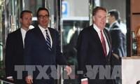 Menteri Keuangan AS merasa optimis tentang putaran perundingan perdagangan baru dengan Tiongkok