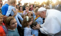 Paus Fransiskus mengunjungi Maroko