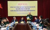Vietnam mengadakan banyak aktivitas menyambut Hari Dunia tentang pencegahan dan pemberantasan bom dan ranjau (4/4)