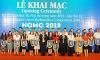 Hampir  660 calon telah menempuh ujian Matematika Kota Ha Noi yang diperluas tahun 2019