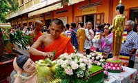 PM Vietnam, Nguyen Xuan Phuc mengirim surat ucapan selamat sehubungan dengan Hari Raya Tradisional Chol Chnam Thmay