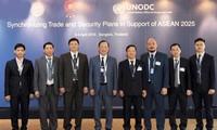 Viet Nam berkomitmen berpartisipasi penuh pada rangka-rangka kerjasama ASEAN dalam mencegah dan memberantas kriminalitas lintas nasional