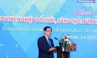 Deputi PM Vietnam, Vuong Dinh Hue menghadiri Forum CEO 2019