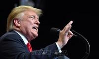 Presiden Donald Trump menegaskan bahwa perekonomian AS tetap sangat kuat