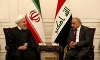 PM Irak untuk pertama kalinya mengunjungi Iran