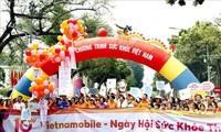 Vietnam menyambut Hari Kesehatan Dunia tahun 2019