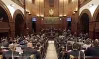 Parlemen Mesir mengesahkan revisi Undang-Undang Dasar