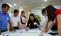 Membantu kaum perempuan di daerah pedesaan beradaptasi dengan perubahan iklim dan mengurangi risiko bencana alam
