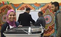 Mesir mengakhiri referendum tentang revisi UUD 2014