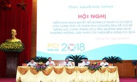 Provinsi Quang Ninh berupaya memperbaiki indeks PCI secara berkesinambungan
