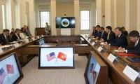 Perbahasan tingkat tinggi antara Kementerian Keamanan Publik Vietnam dan Kementerian Dalam Negeri AS