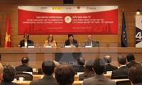 Spanyol menduduki posisi pertama tentang penerimaan sumber modal investasi dari Vietnam
