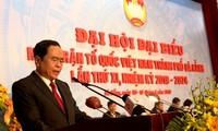 Kongres XI Front Tanah Air Vietnam Kota Da Nang