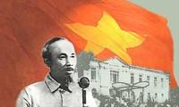 Berbagai foto dan benda yang bernilai tentang Presiden Ho Chi Minh