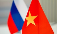 Menciptakan motor baru untuk  mendorong hubungan Vietnam-Federasi Rusia