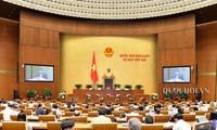 Persidangan ke-7, MN Vietnam angkatan XIV membahas situasi sosial-ekonomi