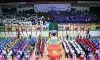 Lomba Olahraga nasional ke-11 etnis-etnis minoritas, kawasan II tahun 2019