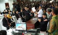 Pemilihan Indonesia 2019: Faksi oposisi mengirim surat gugatan ke Mahkamah Konstitusi