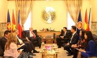 Vietnam dan Republik Czech mendorong pelaksanaan kerjasama ekonomi