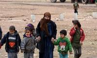 PBB menyerukan kepada komunitas internasional supaya bersama-sama memecahkan krisis kemanusiaan di Suriah