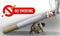 Jangan membiarkan  rokok merampas saat-saat  yang paling indah dalam kehidupan