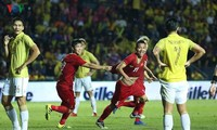 "Tim sepak bola Vietnam lolos masuk ke babak final turnamen ""King's Cup"""