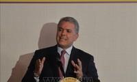 Presiden Kolombia menandatangani pemberlakuan undang-undang status yudisial bagi perdamaian