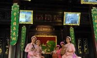 Festival pertunjukan Pusaka-pusaka budaya non-bendawi dari umat manusia di Provinsi Khanh Hoa