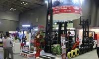 Pameran internasional yang pertama tentang pelabuhan laut dan logistik diadakan di Vietnam
