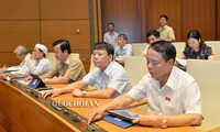 Persidangan ke-7, MN angkatan XIV: Mengesahkan UU mengenai Pengelolaan Pajak (amandemen)