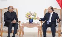 PM Vietnam, Nguyen Xuan Phuc menerima Dubes India