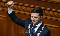 Rusia menanti-nantikan pengaruh positif dalam kebijakan Presiden Ukraina baru