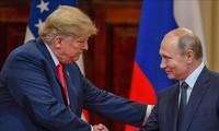Presiden Rusia melakukan dialog online: Presiden Vladimir Putin menyatakan siap mengadakan perundingan dengan timpalannya dari AS