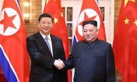 KCNA: Pemimpin RDRK, Tiongkok sepakat memperkokoh hubungan bilateral demi perdamaian dan kestabilan di kawasan
