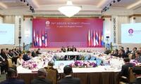 KTT ASEAN ke-34 dan selar Vietnam