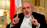 """Menlu Iran: Presiden AS sedang berlusi tentang """"perang kilat"""" dengan Teheran"""