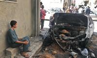 Ada ratusan korban dalam serangan udara terhadap tempat tahanan kaum migran di Libia