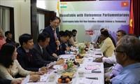 Memperhebat kerjasama Vietnam-India melalui sains dan teknologi