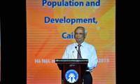 Wakil Ketua MN Vietnam meminta kepada Kementerian Kesehatan supaya cepat menyampaikan RUU tentang kependudukan