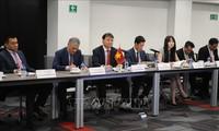 Vietnam dan Meksiko mendorong kerjasama ekonomi, perdagangan dan investasi