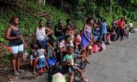PBB mengkhawatirkan ketentuan baru AS yang membatasi status pengungsian