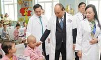 """Rumah Sakit Kanker harus menjadi tempat di mana  pasien """"menaruh harapan – memperoleh kepercayaan"""""""